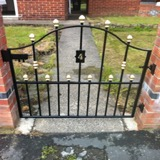 Residential - Single Gates
