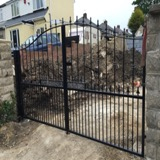 Residential - Double Gates